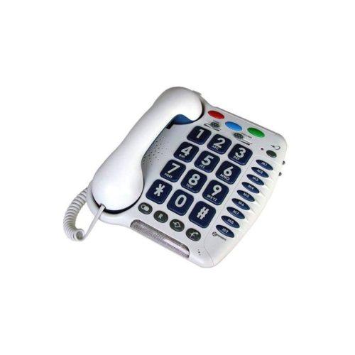 GEEMARC CL 100 Segélyhívó telefon Többfunkciós, nagy gombokkal