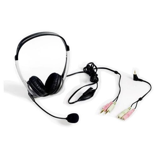 GEEMARC CLA 3 Fejhallgató Mikrofonnal