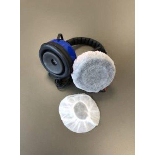 Fülhallgató huzat zajvédős fejhallgatóhoz (100db/csomag)