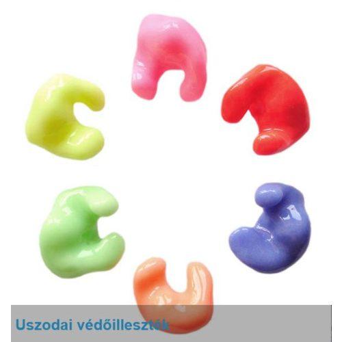 Uszodai fülilleszték - egyszínű vagy egyszínű neon